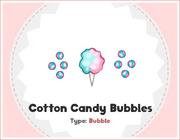 Cotton Candy Bubbles