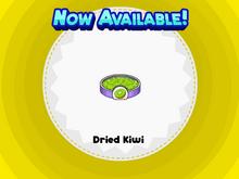Dried Kiwi (Scooperia)