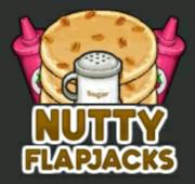 Nutty Flapjacks (Logo)