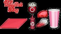 Valentine's Day - Ingredientes - Sushiria
