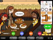 Sasha Perfecto Bakeria 2