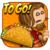 Taco Mia To Go Logo HD