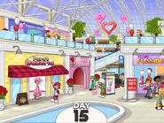 Papa'sBakeria - Whiskview Mall durante San Valentin