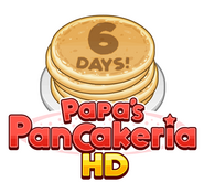 Pancakeria HD 6 Days