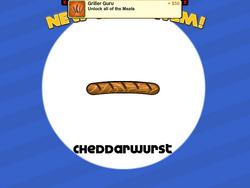 CheddarWurst Desbloqueada