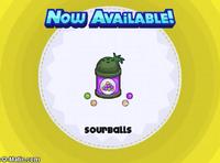 Papa's Cupcakeria - Sourballs