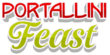 Portallini Feast New Logo
