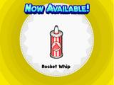 Crema Batida Cohete