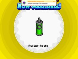 Pulsar Pesto