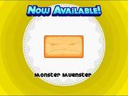 Unlocking monster muenster