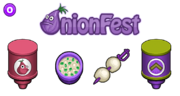 PWTG! - Onionfest Ingredientes