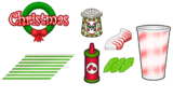 Navidad - Ingredientes - Sushiria
