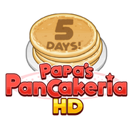 Pancakeria HD 5 Days