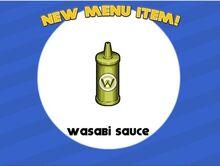 Wasabi Sauce (Wingeria)