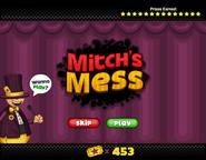 Mini Game - Mitch's Mess