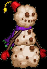 Cookie Doughman