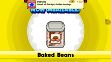Bake Beans TMTG