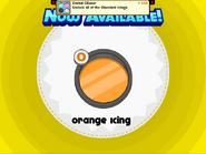 Glaseado Naranja