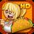 Taco Mia HD Logo HD