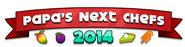 Papa'sNextChefs2014Logo