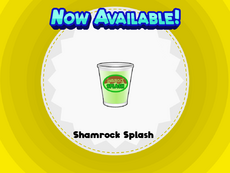 Shamrock Splash