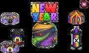 PapasScooperia - New Year Ingredients