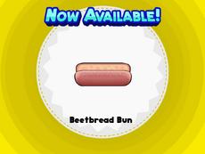 Beetbread Bun