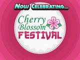Festival de Cerezos en Flor