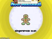 Papa's Cupcakeria - Gingerbread Man