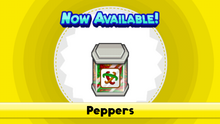 Peppers TMTG