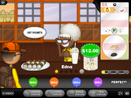 Edna's Perfect Sushi