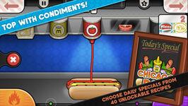 Papa's Hot Doggeria To Go! Screenshot b