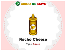 Nacho Cheese - Cookbook