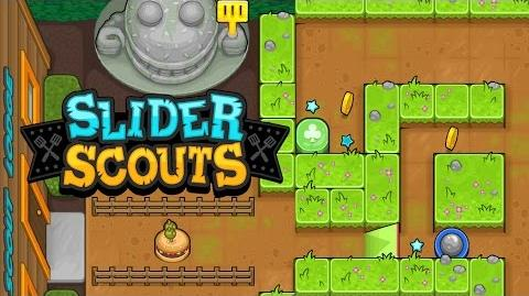Slider Scouts Game Trailer