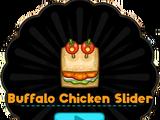 Buffalo Chicken Slider