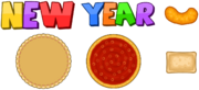 Pizzeria HD - New Year Ingredients