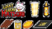 Lucky lucky matsuri toppings sushiria by amelia411-dasclx3