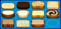 Cheeseria To Go! - Breads