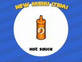Unlocking hot sauce