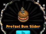 Pretzel Bun Slider