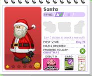 Santa's Infobox in Sushiria (Rank 50)