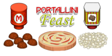 Portallini Feast Holiday Ingredients - Cheeseria To Go