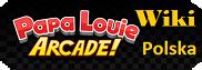 Papa louie arcade wiki polska logo