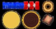 Pizzeria HD - Starlight BBQ Ingredients