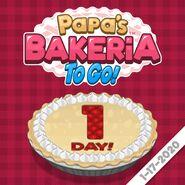 1 day to bakeria