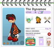 The Dynamoe Profile