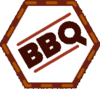 BBQ Bahers-badge