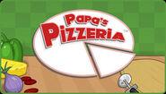Papa's Pizzeria Logo