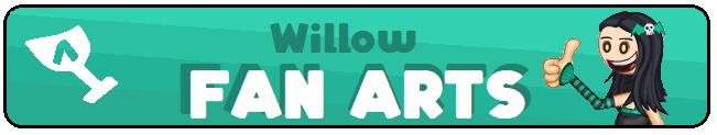 Willow Fan Arts