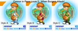 When Burgers Attack! - Connor